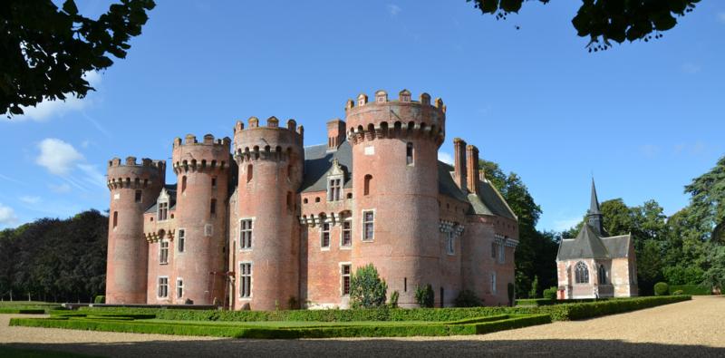 Cote De Villebon chateau de villebon 28 - accueil