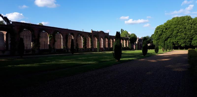 Cote De Villebon chateau de villebon 28 - plan d'accès